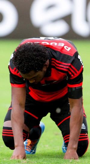 Luiz Antônio Cruzeiro x Flamengo (Foto: Célio Messias/Agência Estado)
