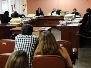 1ª Câmara Criminal do TJ-GO autorizou, por unanimidade de votos, a realização do aborto, em Goiás (Foto: Wagner Soares/TJ-GO)