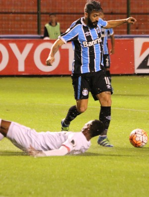 LDU x Grêmio Libertadores Douglas Grêmio Quito Casa Blanca