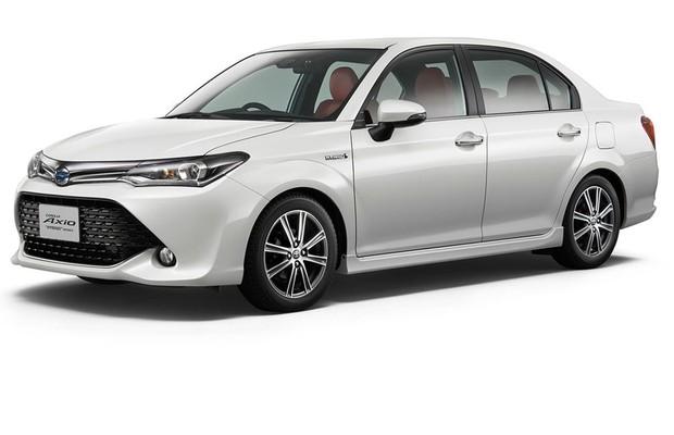 Toyota Corolla Axio 50 Limited (Foto: Divulgação)