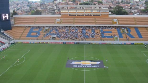 arena barueri (Foto: Daniel Romeu/Globoesporte.com)
