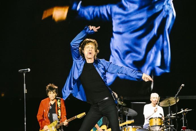 Os Rolling Stones prometem emocionar os brasileiros em fevereiro (Foto: Renaud Philpee/Divulgação)
