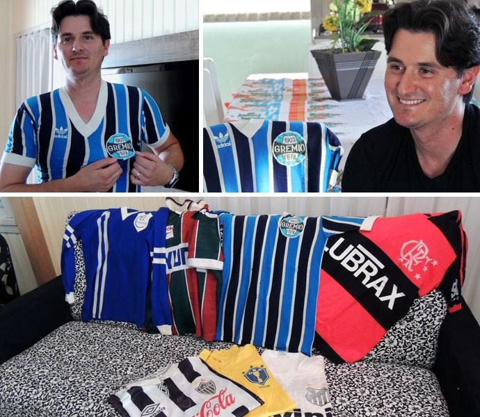 renato gaúcho camisa mundial 1983 30 anos especial grêmio (Foto: Lucas Rizzatti/Globoesporte.com)