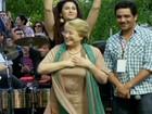 Bachelet e rival governista encerram campanha presidencial no Chile