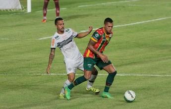 Com ânimo renovado, Sampaio quer engrenar diante do Paysandu