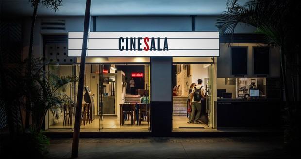 Cinesala (Foto: Divulgação)