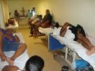 Deputados comparam com 'hospitais de guerra' unidades de saúde do AP