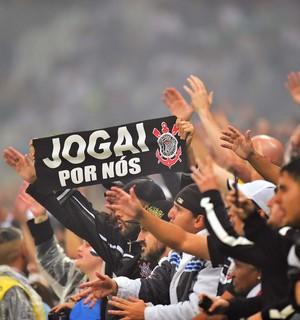 Torcida Corinthians (Foto: Marcos Ribolli)