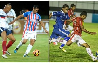 Confira os adversários de Itabaiana e Sergipe na 1ª fase do Nordestão 2017