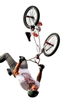 Ryan Guettler BMX ciclismo (Foto: Getty Images)