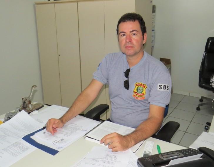 Delegado Marcelo Barros