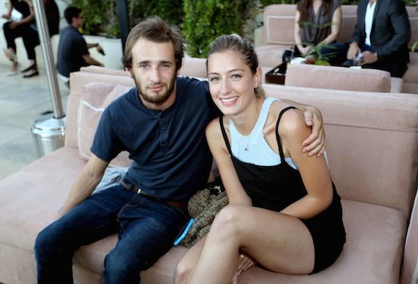 Os filhos de Sean Penn e Robin Wright (Foto: Getty Images)
