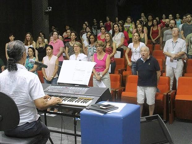 Cora faz apresentação gratuita nesta quinta-feira (10) no ICMC em São Carlos (Foto: Henrique Fontes - Assessoria de Comunicação ICMC/USP)