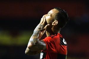 Leandro Pereira Sport x Sete de Dourados Copa do Brasil (Foto: Marlon Costa / Pernambuco Press)