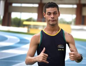 Bruno Lins, atleta paralímpico do Pará (Foto: Cristino Martins / Agência Pará)