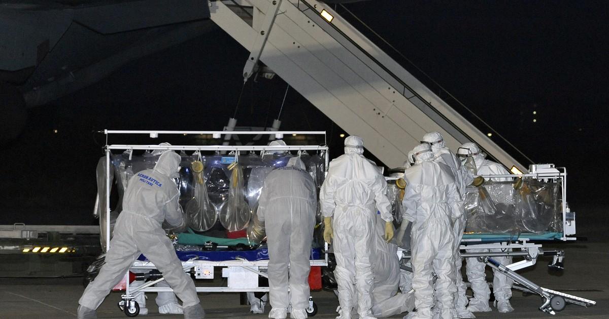 Médico italiano com ebola passa por tratamento intensivo após piora