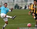 Luis Fabiano marca duas vezes em vitória por 3 a 1 do Tianjin Quanjian