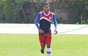 Sem acordo por renovação, Luan espera fim do ano para deixar o Bahia