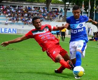 Taubaté Serrano-BA Copa São Paulo de Futebol Júnior (Foto: Bruno Castilho/Divulgação)