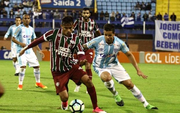 Assistir Fluminense x Avaí ao vivo grátis em HD 15/10/2017
