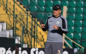 Experiência x time em formação: como Eutrópio vê o duelo ante o Atlético-PR