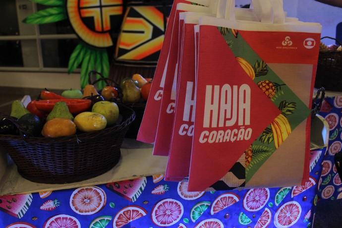 Público concorreu a brindes durante o evento (Foto: Katiúscia Monteiro/ Rede Amazônica)