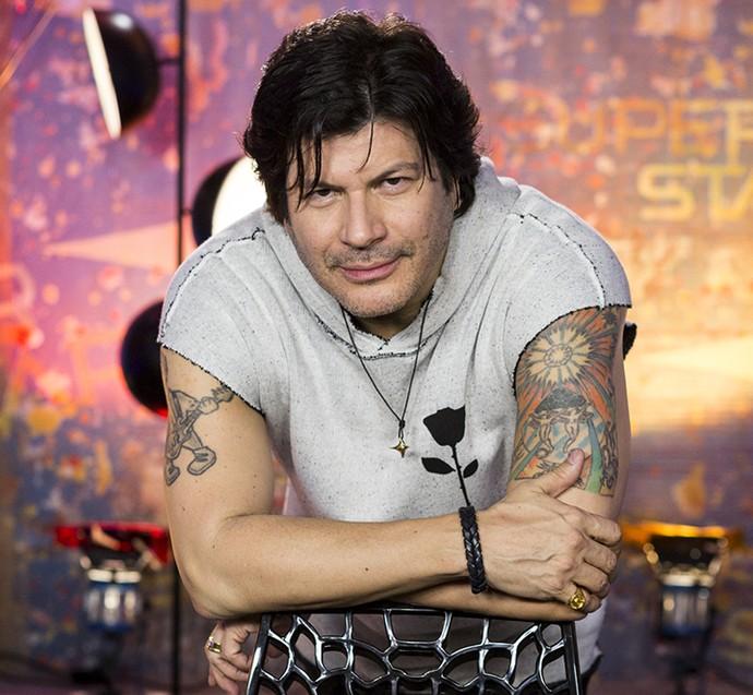 Paulo Ricardo fala sobre rock e comente ascenção do funk e do sertanejo (Foto: Ellen Soares/Gshow)