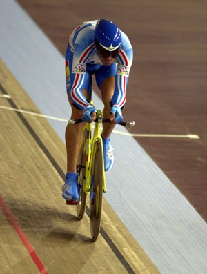 Ciclismo Philippe Gaumont competindo (2000) (Foto: Getty Images)