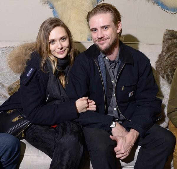 Elizabeth Olsen e Boyd Holbrook  (Foto: Getty Images)