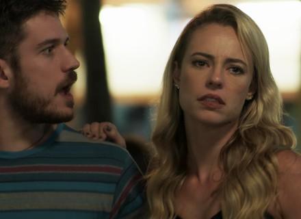 Jeiza se irrita ao saber que Ritinha ganhou convite para sua luta