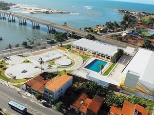 Cuca da Barra (Foto: Prefeitura de Fortaleza/Divulgação)