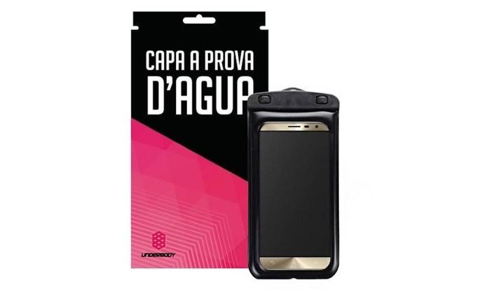 Zenfone 3 tem capa à prova dágua à venda no Brasil (Foto: Reprodução/Barbara Mannara)