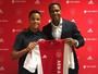 Filho do ex-atacante Patrick Kluivert assina primeiro contrato com o Ajax