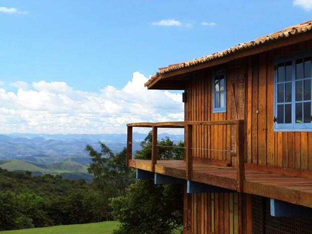 Casa Brasileira - Fazendas, Rio de Janeiro (Foto: Divulgao/GNT)