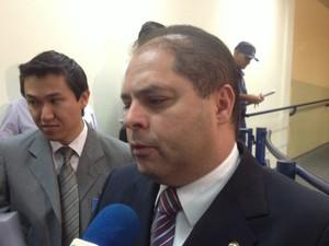 Vereador Mario Cesar tem mandado cassado por TRE (Foto: Fabiano Arruda/ G1 MS)