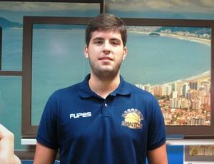 Murilo Veloso mira oportunidades na Seleção e espera jogar na Europa (Foto: Cássio Lyra)