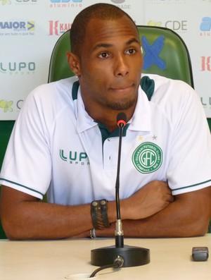 Robert Atacante Guarani Bugre (Foto: William Torres / Guarani FC)