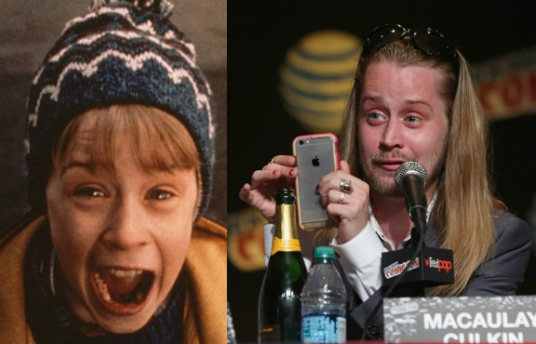 O ator Macaulay Culkin (Foto: Reprodução/Getty Images)