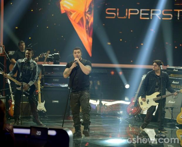 Malta 2 Top 6 (Foto: Camila Serejo/TV Globo)