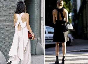 Elegante e sensual, decote nas costas é a escolha certa para compor um look para o verão