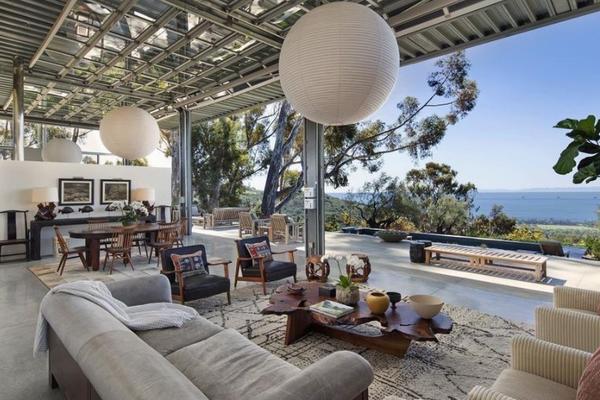 Veja como é a mansão de Natalie Portman (Foto: Reprodução)