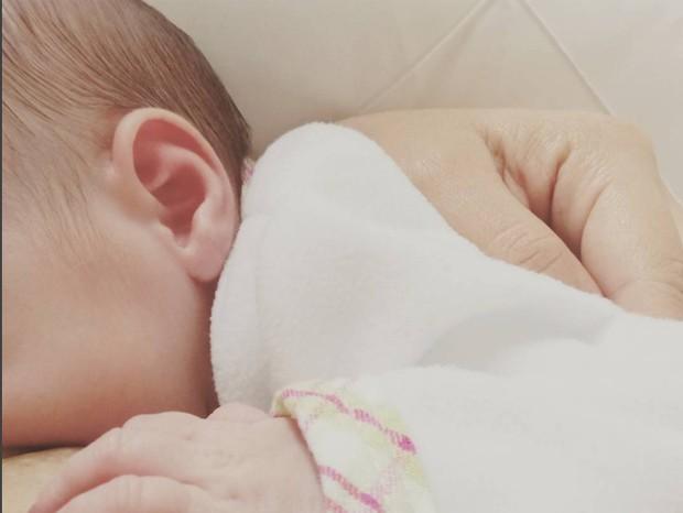 Li Martins com a filha, Antonella (Foto: Reprodução/Instagram)