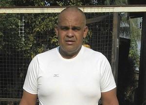 Éder Ferreira treinador do Sinop (Foto: Arquivo pessoal)