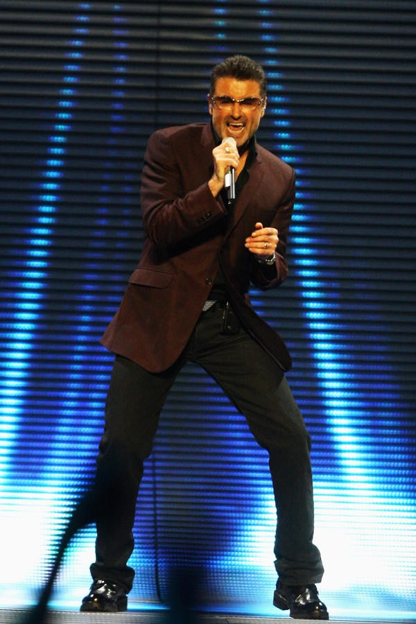 O cantor George Michael  (Foto: Getty Images)