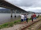 Menina de 11 anos se afoga próximo à nova ponte de Laguna, no Sul de SC