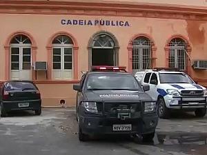 Cadeia Pública Raimundo Vidal Pessoa, Centro (Foto: Reprodução TV Amazonas)