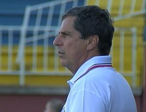 Artur Neto, técnico do Joinville (Foto: Reprodução)