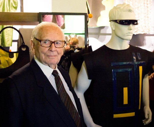 Pierre Cardin in his new museum (Foto: Archive Pierre Cardin)