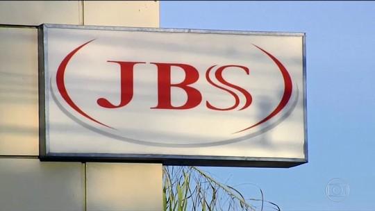 JBS para produção de carne bovina em 33 das 36 unidades por 3 dias