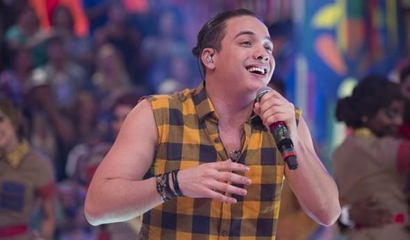 Wesley Safadão (Foto: Alex Carvalho/Globo)